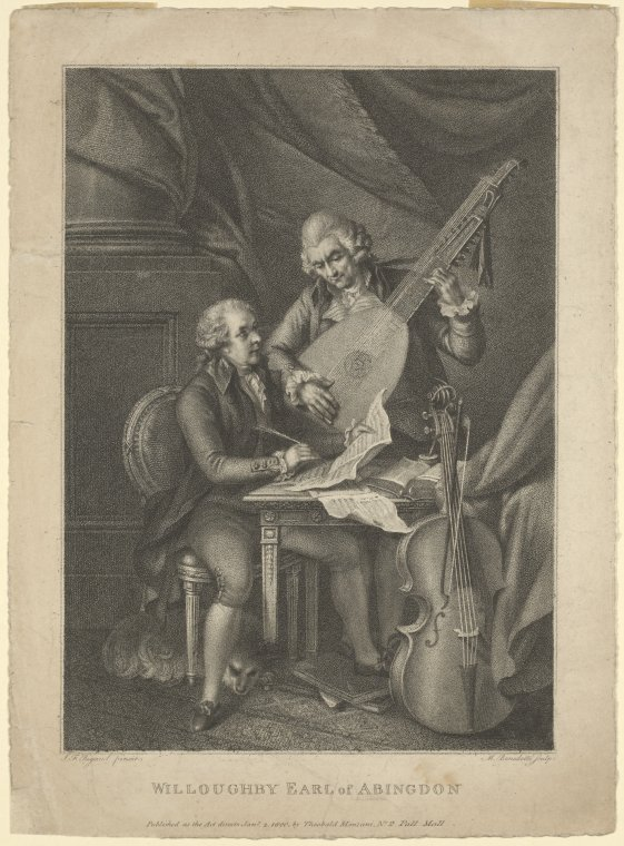 Willoughby and Haydn(?)