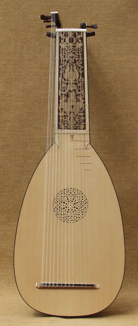 14 course lute