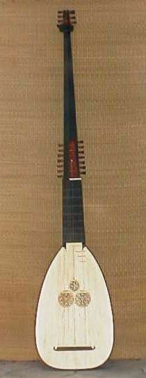 Theorbo after Koch